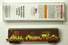 MTL Micro-Trains 27200 Wisconsin Central WC 27006 FW Factory Weathered