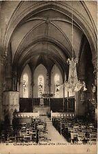 CPA   Champagne-au-mont-d'Or (Rhone) -Intérieur de l'Église   (450565)