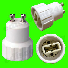 Alta Calidad GU10 to G9 soporte LED Adaptador Convertidor Vendedor GB uk stock