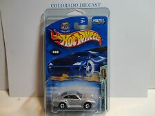 2003 Hot Wheels Treasure Hunt #6 Silver Porsche 959