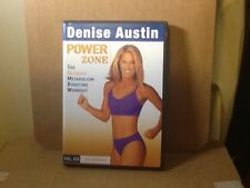 Denise Austin Power Zone The Ultimate Metabolism Boosting Workout Vol 3 Abs