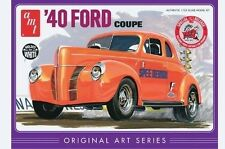 AMT 730  12 Ford 1940 model ford coupe SPECIAL AMT RELEASE