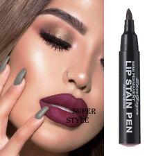 Stargazer MATTE PLUM PURPLE SEMI PERMANENT LIP STAIN PEN Long Lasting Lipstick 4