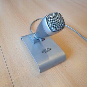 ✅ Sennheiser MD 21 Mikrofon / Microphone / Mic (TESTED & WORKING)