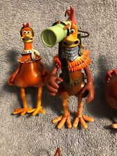 Playmate Toys Chicken Run Figures Used Lot