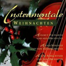 Instrumentale Weihnachten Helmut Zacharias, Hugo Strasser, Heinz Schachtn.. [CD]