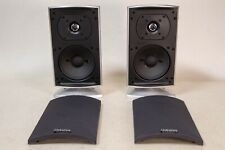 New listing Definitive Technology ProCinema ProMonitor 100 Mkii Speakers W/ Stands Nice!