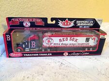 BOSTON RED SOX 2004 WORLD SERIES CHAMPIONS TRACTOR TRAILER NEW MLB VEHICLE TRUCK