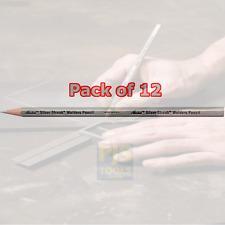 12 x Markal Silver Streak welders metal markers pencil for steel & iron
