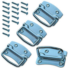 Chest Handles Case Toolbox Storage Tool Box Handle Drawer Puller Set of 4