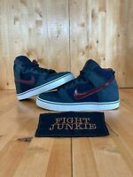 HTF Nike DUNK HIGH LR OBSIDIAN TEAM RED Men Youth Women Shoes Sneakers