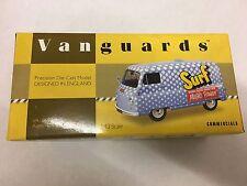 "Corgi Vanguards VA10603 Austin J2 Van in ""Surf"" livery"