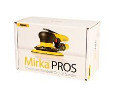 MIRKA PROS 650CV 150 mm 5,0 Hub Druckluft Exzenterschleifer 8995650111 im Karton