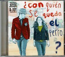 Jesse & Joy Con Quien se Queda El Perro ? BRAND  NEW SEALED  CD