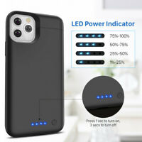 Phone Power Pack Battery Case for iphone 11 Pro Charging Case 6500mAh Backup USA