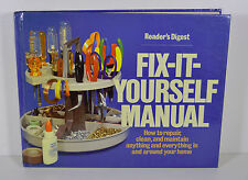 Reader's Digest Fix-It-Yourself Manual (1981, Hardcover)