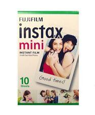 FUJI INSTAX MINI INSTANT FILM SINGLE PACK - 10 Photos - Dated 05/2021
