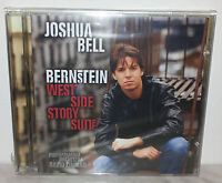 CD JOSHUA BELL - BERNSTEIN: WEST SIDE STORY SUITE - NUOVO NEW