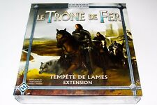 LE TRONE DE FER - EXTENSION TEMPETE DE LAMES - EDGE - NEUF / NEW - BLISTER
