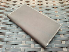 100% Real Rustic Distressed Leather Wallet Case Pouch Fits Apple iPhone 5 5S SE