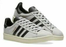 SZ: 11.5  adidas Originals Men's ICONIC  CAMPUS  SNEAKERS. GRAY / BLACK  LAST 1