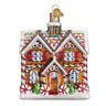 """Christmastime Cottage"" (20075)X Old World Christmas Ornament w/ OWC Bx"