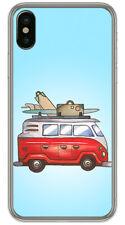 Cover Gel TPU for IPHONE x / XS Design Van Drawings