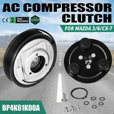 HQ Klimakompressor Magnetkupplung Mazda 3 6 CX-7 BP4K61K00A H12A1AF4DW Safe