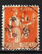 France 1932 Type Paix Yvert n° 286 oblitéré 1er choix (2)