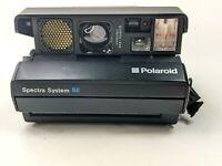 Vintage Polaroid Spectra System SE Instant Film Camera Tested, works