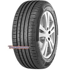 KIT 2 PZ PNEUMATICI GOMME CONTINENTAL CONTIPREMIUMCONTACT 5 195/55R15 85V  TL ES