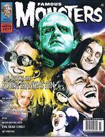 Famous Monsters #277 Variant Brooks Young Frankenstein  Evil Dead