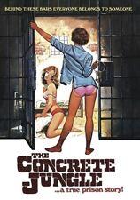 The Concrete Jungle (DVD,1982)