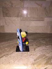 LEGO MINIFIGURE SERIES 17 PRO SURFER