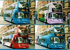 4 Bus Photos ~ Nottingham City Transport: Scania Omnidekka - GO2: P&R: Citylink