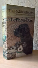 The Plague Dogs, Richard Adams, A. Wainwright (Illustrator), BCA, London, 1978