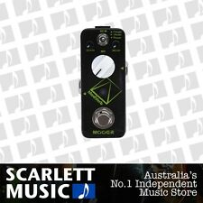 Mooer Modverb Digital Modulation Reverb Effects Pedal *BRAND NEW*