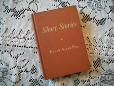 Short Stories by Edgar Allan Poe (Adapted by Lou P. Dunce, 1955 Hardcover)