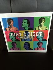 Iggy Pop / David Bowie - Sister Midnight Live At The Agora 2 / LP SEALED