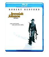 Jeremiah Johnson Blu-Ray Movie [Region 1/A, Robert Redford, Western Drama] NEW