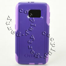 OtterBox Commuter 2-Layers Samsung Galaxy S6 Case Snap Cover (Hopeline Purple)