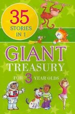 Giant Treasury for 3 Year Olds
