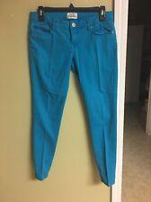 Aerpostale Aqua Turquoise Jeggings  - Size 5/6 Regular***Gently Used******