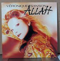 "Véronique SANSON Vinyle 45 tours SP 7"" ALLAH - LE DESIR - WEA 247249 STEREO RARE"