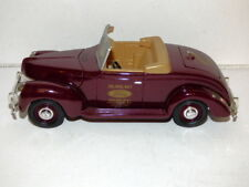 Liberty Classics Eastwood Automobilia 1940 Ford Convertible Money Box