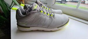 Sketchers Go Golf Elite V.3 Spikeless Golf Shoes GREY Mens Size UK 9