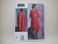 Vogue 1401, WEARABLE ART, Koos Van Den Akker Couture Dress Pattern 8-16