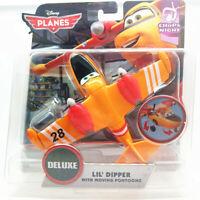 Mattel Disney Pixar Planes 2 Dipper Metal Toy Plane Boxed New N281JH
