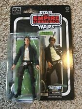 ? Star Wars Black Series 40th Anniversary Han Solo Bespin - New! ?