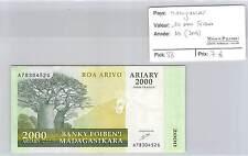 BILLET MADAGASCAR - 10000 FRANCS (2003)
